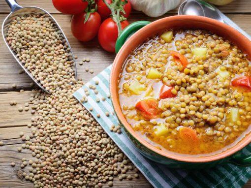 Luscious Nutritious Legumes