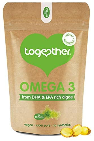 Omega 3 Algae Oil Capsules