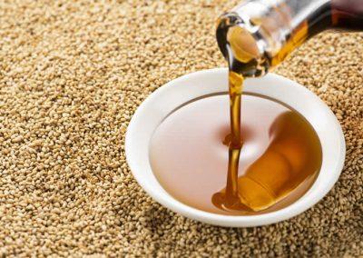 Sumptuous Sesame Oil and Tantalising Tahini