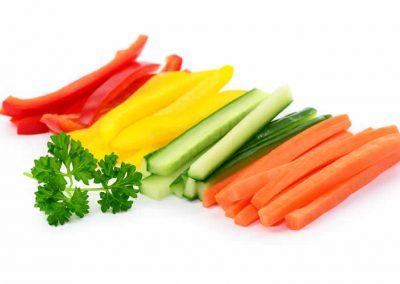 Vibrant Vitamin A Vegetables