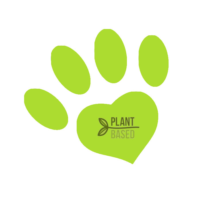 dogs go plant based heart and paw