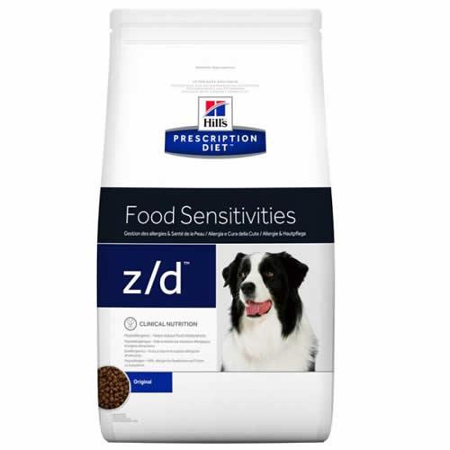 Hills ZD Hypoallergenic diet