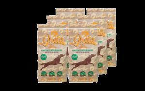 Greta vegan dog food from Vegan 4Dogs now sold in the UK