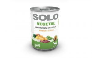Solo-Vegetal tins